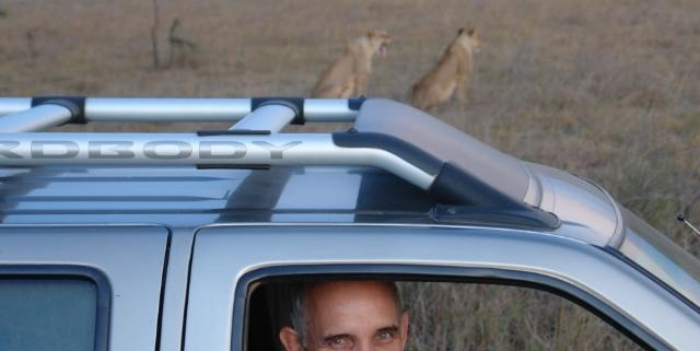Gareth Jones – A passionate wildlife conservationist, writer & photographer